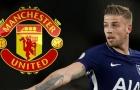Tiết lộ SỐC vụ Alderweireld, Tottenham choáng vì Man Utd