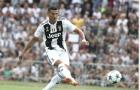 CẬN CẢNH bàn thắng đầu tiên của Ronaldo cho Juventus