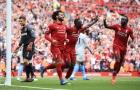 Hủy diệt West Ham, Liverpool chiếm lấy ngôi đầu của Chelsea