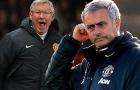 Muốn thành công, Mourinho cần học tập những điều này ở Sir Alex