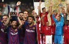 Bản tin BongDa ngày 13/8 | Barca, Bayern giành danh hiệu đầu tiên