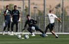 Courtois sẵn sàng cùng Real Madrid chinh phục Siêu cúp châu Âu