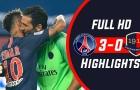 Highlights: PSG 3-0 Caen (Vòng 1 giải VĐQG Pháp)
