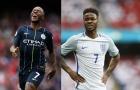 Vì sao có sự khác biệt giữa Sterling ở tuyển Anh và Man City?