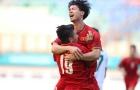 Chấm điểm U23 Việt Nam 3-0 U23 Pakistan: Gọi tên Công Phượng, Văn Quyết và Quang Hải