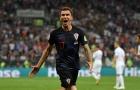 CHÍNH THỨC: Mandzukic giã từ tuyển Croatia