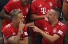 Ribery trở thành cây hài của Hùm xám trong buổi chụp kỉ yếu