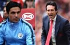 Mikel Arteta đã báo thù thành công Arsenal và Emery ra sao?
