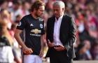 Daley Blind lần đầu lên tiếng về thầy cũ sau khi rời Man Utd