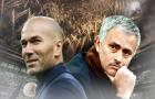 NÓNG: Zidane muốn thay thế Mourinho trong vai trò thuyền trưởng Man Utd