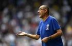 Sarri thực hiện 2 thay đổi quan trọng, bãi bỏ 'lệnh cấm' của Conte