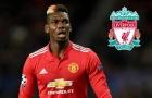 CĐV Liverpool: 'Pogba và Martial trong tay Klopp như một vụ nổ vậy'