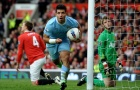 Kun Aguero tiết lộ người mình thân nhất ở Anh là một cầu thủ Man Utd