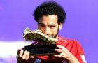 Ronaldinho: 'La Liga mới là thiên đường dành cho Salah'