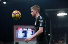 Cập nhật tình hình chấn thương De Bruyne: Tin vui cho người hâm mộ City?