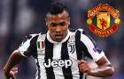 ĐÃ RÕ lý do Man Utd không thể chiêu mộ Alex Sandro