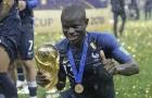 Kante nói về cảm giác cầm trên tay cúp vàng World Cup