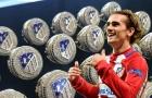 Mừng siêu cúp châu Âu, Griezmann chi tiền làm nhẫn tặng đồng đội