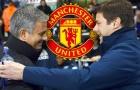 5 'vị tướng' lí tưởng nhất thay thế Mourinho tại MU: Tiến lên nào Pochettino!