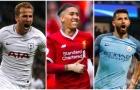 5 trung phong nguy hiểm nhất Premier League ở thời điểm hiện tại