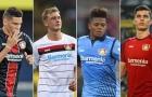 Với 'Fantastic Four', Leverkusen đủ sức khuynh đảo Bundesliga
