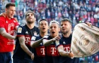 Chia tay á quân World Cup, Atletico tăm tia sao Bayern