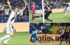Cựu sao Arsenal phá hỏng ngày vui của Ibrahimovic ở MLS