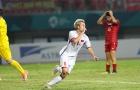Bàn thắng lịch sử của Văn Toàn vào lưới U23 Syria