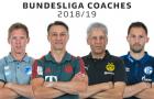 Bundesliga và làn sóng tươi mới trên băng ghế huấn luyện