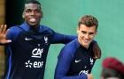 Đồng đội tại ĐT Pháp KINH NGẠC với Pogba vì điều này