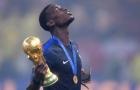 'Pogba vô địch World Cup và nghĩ rằng mình đã ở một đẳng cấp khác'