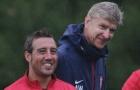 Carzola TIẾT LỘ cú điện thoại xúc động của Wenger khi ở Arsenal