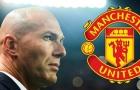 TIẾT LỘ: Danh sách 4 cái tên Zidane muốn M.U chiêu mộ