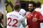 Carragher tiên đoán về tương lai của Shaqiri và Salah tại Liverpool