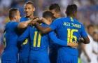Gọi đến 9 tân binh, Brazil thu được gì sau 2 trận?