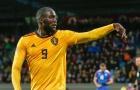 Martinez chỉ điểm Mourinho bí quyết sử dụng Lukaku hay như trên tuyển Bỉ