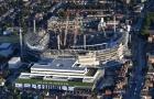 Trả lương bèo, Tottenham thiếu người xây sân mới
