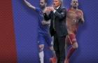 5 danh thủ NỢ Mourinho một lời cảm ơn chân thành nhất!