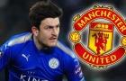 Đồng đội tại Leicester XÁC NHẬN Maguire vẫn có thể gia nhập M.U