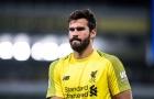 Liverpool tìm thầy mới cho Alisson Becker, cái tên từ Man United