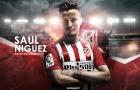 Saul Niguez, ngôi sao được Man Utd và Barca theo đuổi là ai?