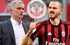 TIẾT LỘ: Lý do M.U ngăn cản Mourinho chiêu mộ trụ cột tuyển Ý