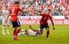 Bị chọc giận, Bayern Munich hạ sát đối thủ không thương tiếc