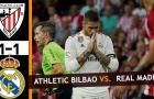 Highlights: Athletic Bilbao 1-1 Real Madrid (Vòng 4 giải VĐQG Tây Ban Nha)