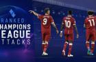 TOP 10 hàng công đáng chú ý nhất Champions League 2018/19