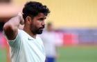 'Ngày buồn tênh' của Diego Costa