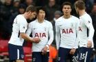 Tottenham đang sa lầy theo con đường của Arsenal?