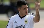 Arsenal sẵn sàng 'phá két' vì sao trẻ Argentina trong phiên chợ Đông