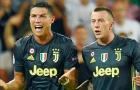 Ronaldo lãnh thẻ đỏ, sao Juve ví đối thủ như 'đàn bà'?