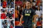Ronaldo và những lần nhận thẻ đỏ đớn đau nhất cuộc đời